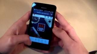 Обзор Huawei Ascend Y3c (Y336)