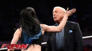 The Miz gets under the skin of the Divas Champion before Paige conf...