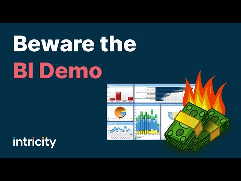 Beware the BI Demo