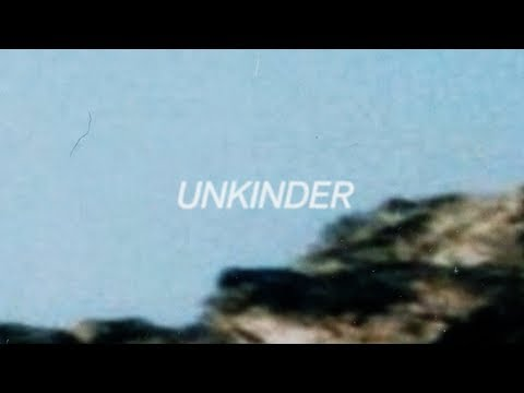 THUMPERS -- UNKINDER (A TOUGHER LOVE) - [LYRIC VIDEO]