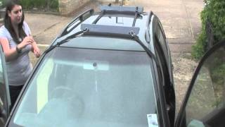 How to Fit an XRack Universal Roof Rack