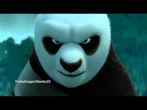 Kung Fu Panda Not Afraid
