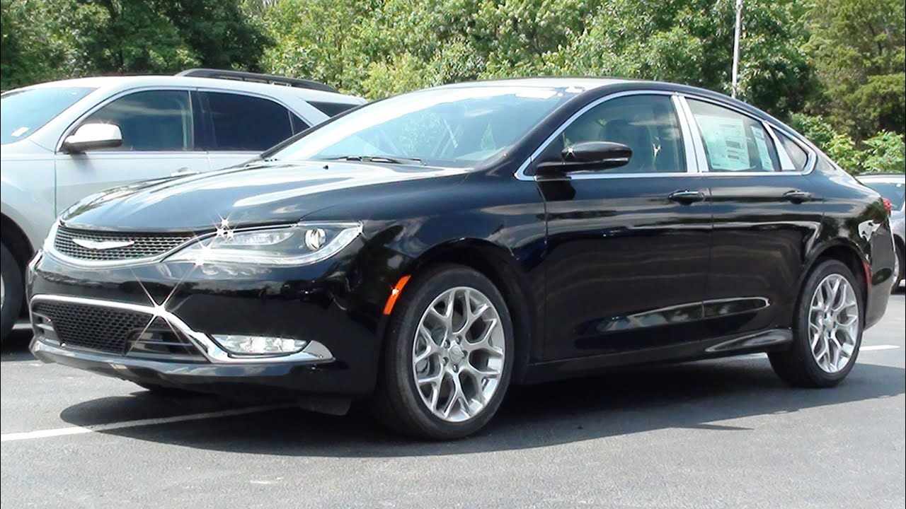 mvs 2015 chrysler 200c awd 200s awd youtube. Black Bedroom Furniture Sets. Home Design Ideas