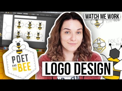 Logo Design Process: From Start to Finish | #FreelanceFriday