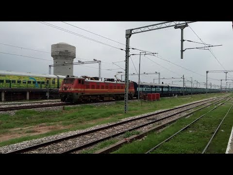 One of the Highest Revenue Generating Train 12231/Lucknow - Chandigarh SuperFast Express