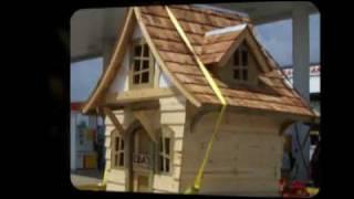 Bomoso Storybook Cottage Playhouse