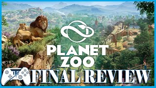 Planet Zoo Final Review (Video Game Video Review)