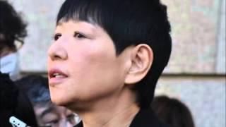 1月3日に64歳で亡くなった、やしきたかじんさんについて和田アキ子が...