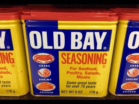 Homemade Old Bay Seasoning
