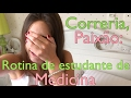 ROTINA DE UMA ESTUDANTE DE MEDICINA #15  Camila Karam ...
