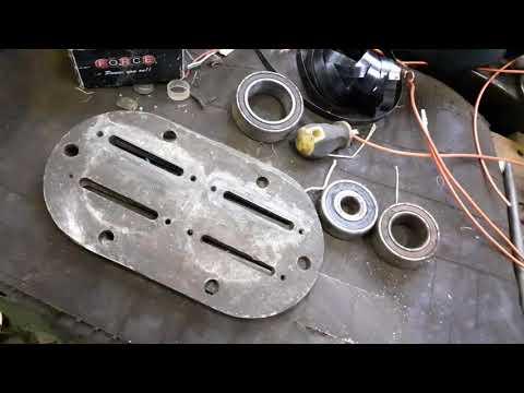 Из чего можно сделать лепестковый клапан на компрессор ГСВ СО 7Б