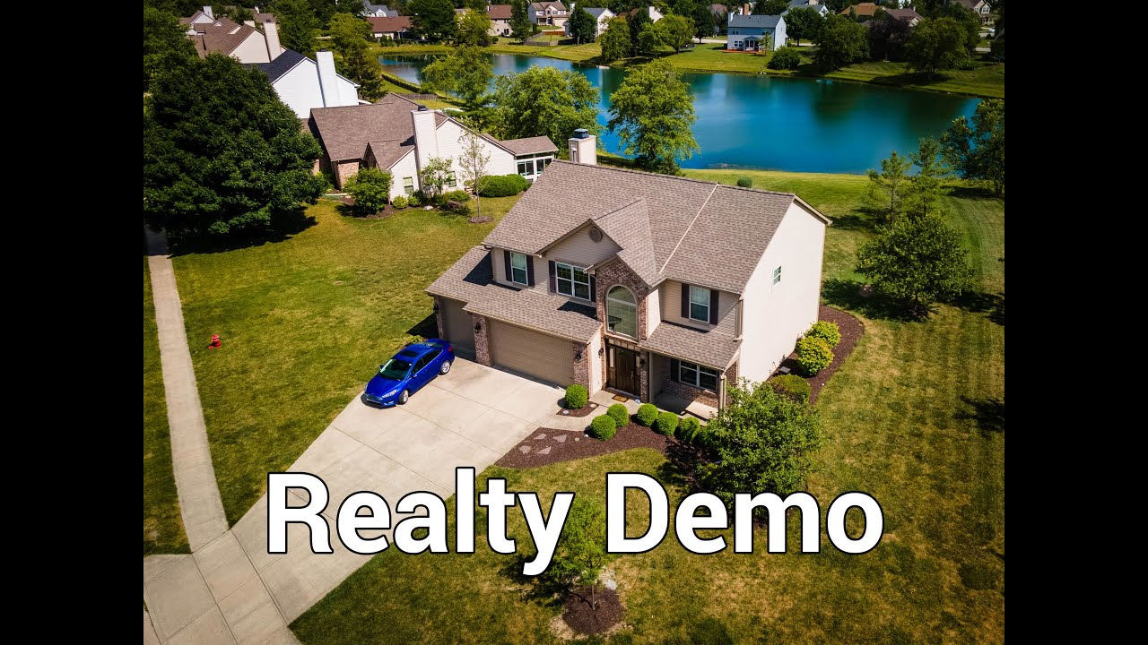 Real Estate Demo Reel - DJI Mavic Air 2