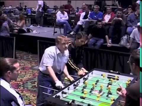 Collignon/Loffredo vs. Spredeman/Pappas at the 2006 Hall of Fame Classic in Las Vegas round 1