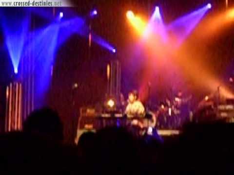 [Crossed Destinies @ JE 2009] Concierto Yui Makino - 02 - yume no tsubasa