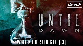 Vídeo Until Dawn
