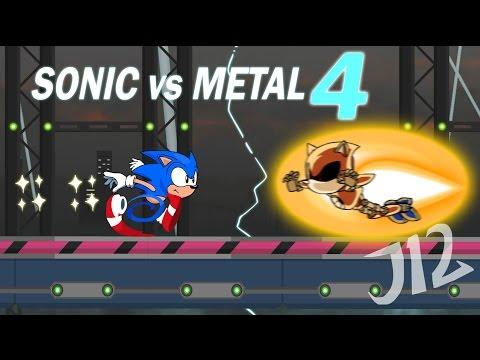 SONIC VS METAL 4