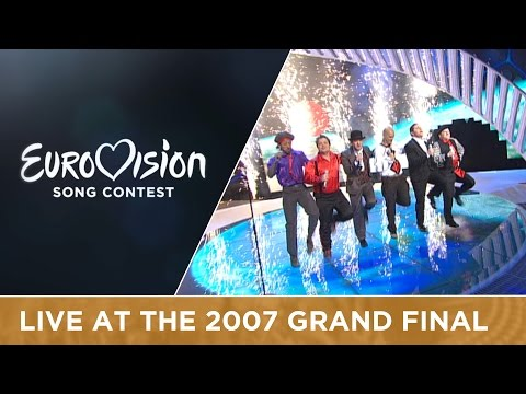 Todomondo - Liubi, Liubi, I Love You (Romania) Live 2007 Eurovision Song Contest