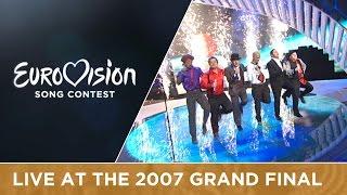 Todomondo - Liubi, Liubi, I Love You (Romania) Live 2007 Eurovision Song Contest