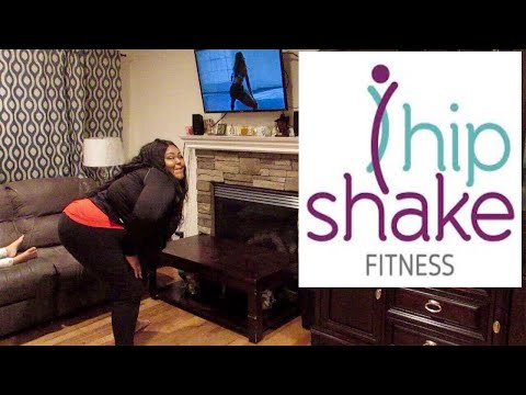 💃🏽 CUTE FAT GIRL LEARNS AFRICAN DANCE feat: Hip Shake Fitness | Plus Size Edition