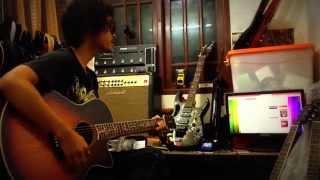 Encik Mimpi - Rindukanlah ( Cover Akustik ) INDONESIA