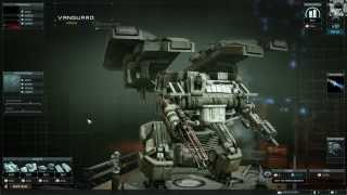 Hawken gameplay PC 1080p