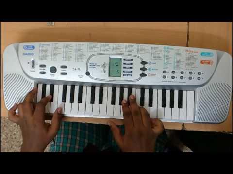 Bahubali 2 Bgms Fast playedwith chord