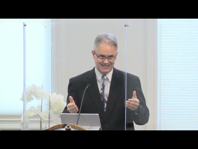 Pastor Michael Pelletier - Lowly at Heart (Sabbath Service: April 3, 2021)