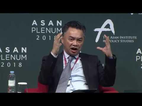 "[Asan Plenum 2018] Plenary Session II - ""The U.S.-China Strategic Competition"""