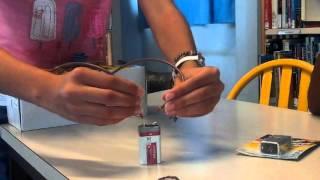 Bonus JR #20 : La fabrication facile d'un moteur avec Anise et Yohan
