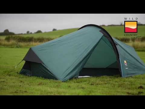 Zephyros 1 and 2 2017 onwards Tent Pitching Video No Subtitles