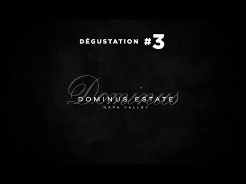 Dominus Estate - Dégustation 3 - Montréal Passion Vin 2014