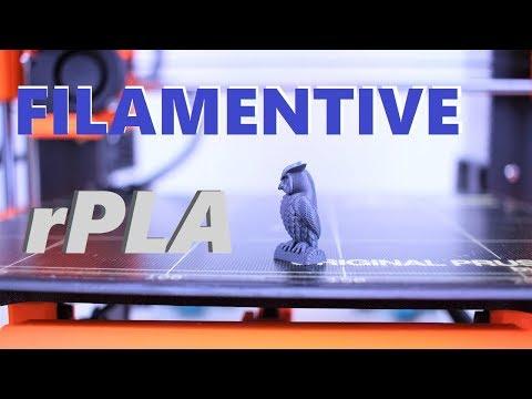 Filamentive rPLA - Review