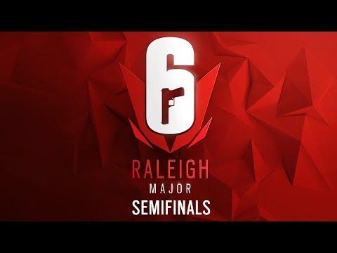 Rainbow Six | Six Major Raleigh 2019 – Playoffs – Semifinals