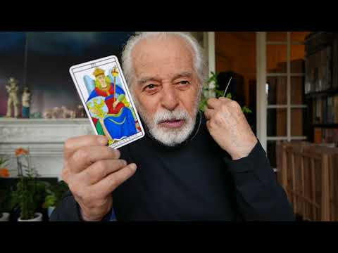 What about future? Tarot Reading video by Alejandro Jodorowksy for Monica