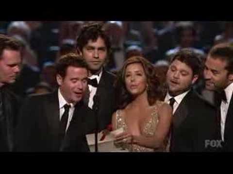 Katherine Heigl Win Emmy 2007