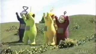 Teletubbies POP LOCK N DROP IT!