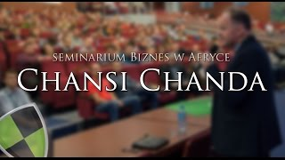 Business in and with Africa - Chansi Chanda | Poznaj Biznes w Afryce #withASBiRO