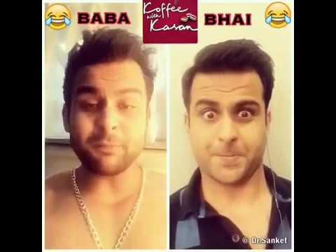 Drunk Sanjay Dutt Abuses Karan Johar and...