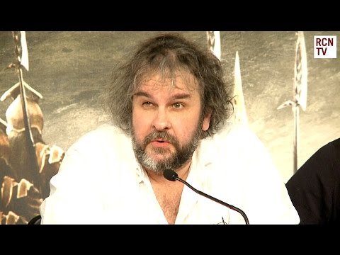 Peter Jackson Interview - More Tolkien Films?