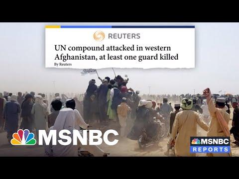 Former Afghan Interpreter On US Withdrawal Aftermath