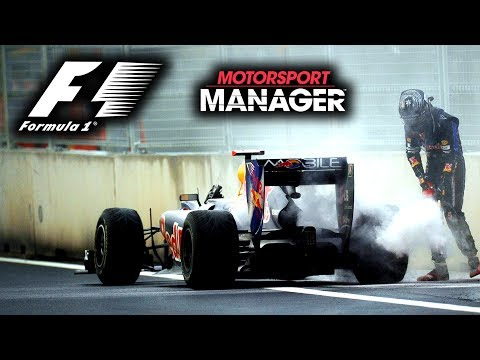 ABSOLUTE DISASTER, JOB AT RISK?! | F1 Motorsport Manager PC