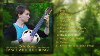 Album Out Now! - Celtic Guitar: Dance with the Strings (by Adrian von Ziegler & Lukasz Kapuscinski)