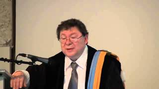 Presentation of the Institutional Honorary Doctorate Degree to professor Harvey Friedman