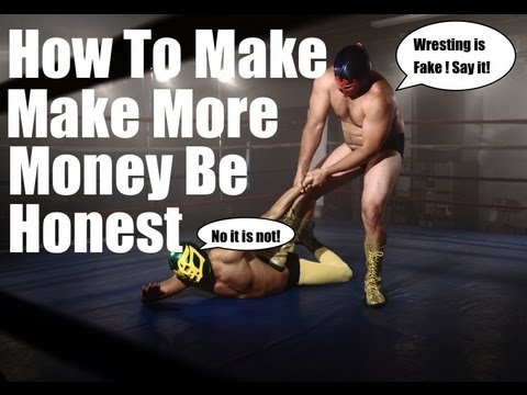 How To Make More Money Be Honest...Yeah that Really Works