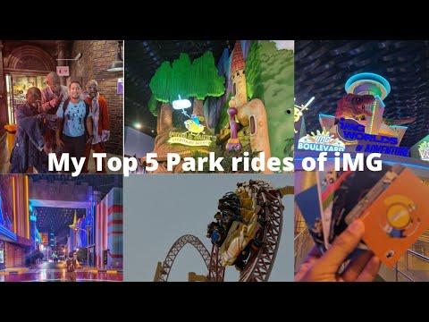iMG Worlds of Adventure | Dubai's Largest indoor theme park | The best  park rides