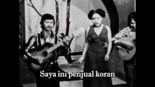 Lagu Kenangan Trio Cantari - Penjual Koran