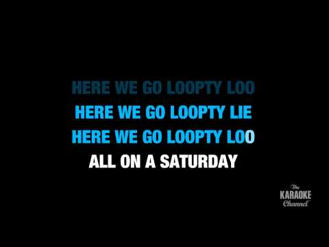 Here We Go Loopty Loo in the Style of