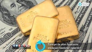 Türkiye'de altın fiyatlarını etkileyen faktörler nelerdir? | onbi.tv