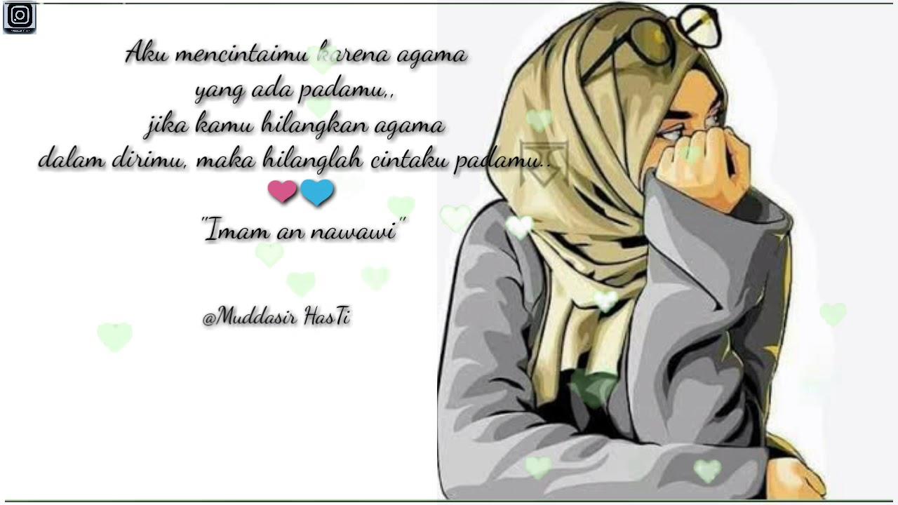 35+ Gambar Kartun Muslimah Sedih Dan Kata Kata