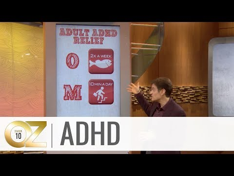 ADHD Test: Symptoms And Treatments
